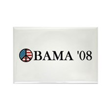 Obama Rectangle Magnet (100 pack)