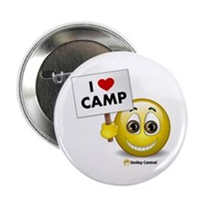 I Heart Camp Button