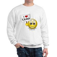 I Heart Camp Sweatshirt