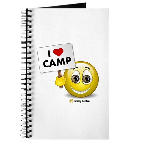 I Heart Camp Journal