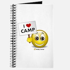 I Heart Camp Journal