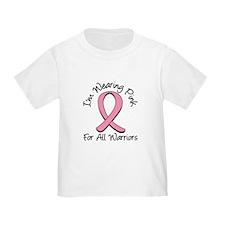 Pink Ribbon Warriors T