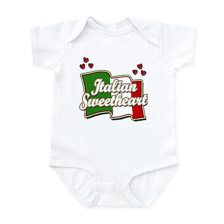 Italian Sweetheart/ Infant Creeper