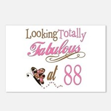 Fabulous 88th Postcards (Package of 8)
