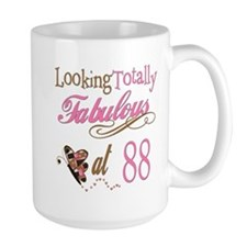 Fabulous 88th Mug