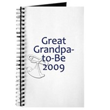 Great Grandpa-to-Be 2009 Journal