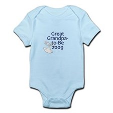 Great Grandpa-to-Be 2009 Infant Bodysuit