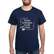 Great Grandpa-to-Be 2009 T-Shirt