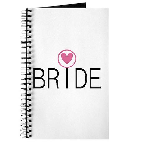 Hearts Bride Journal
