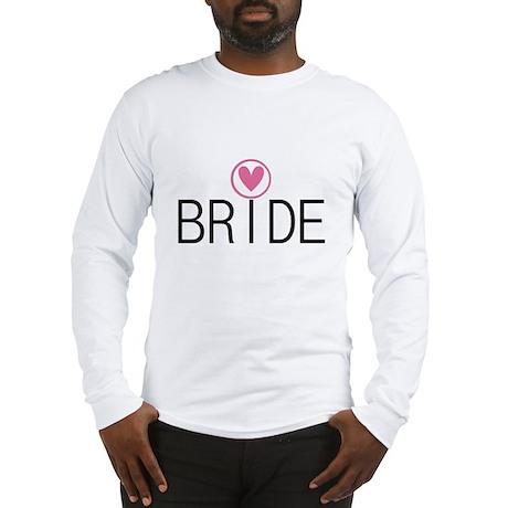Hearts Bride Long Sleeve T-Shirt