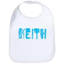 Keith Faded (Blue) Bib
