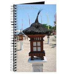 Bali beach Journal