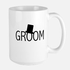 Top Hat Groom Mug