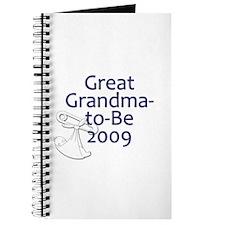 Great Grandma-to-Be 2009 Journal