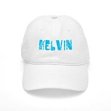 Kelvin Faded (Blue) Baseball Cap
