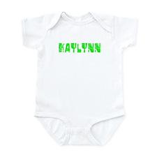 Kaylynn Faded (Green) Infant Bodysuit