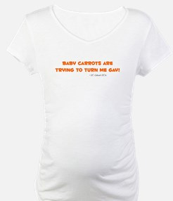Baby Carrots Quote Shirt
