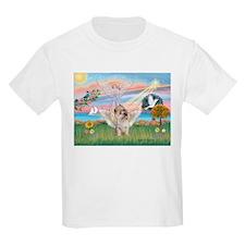 Cloud Angel 2/Cairn Terrier (w) T-Shirt