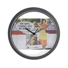 My Mother Gifts Wall Clock