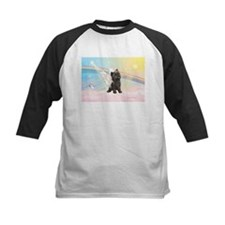 Angel / Cairn Terrier (brin) Tee