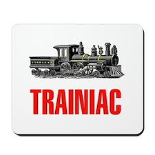 TRAINIAC Mousepad