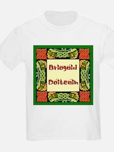 Dáithí Athey Kids T-Shirt Briogáid Dóiteáin- Fire