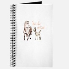 Horse Mom and Foal Journal