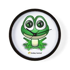 Froggie Wall Clock