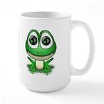 Froggie Large Mug