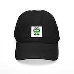 Froggie Black Cap