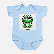 Froggie Infant Creeper