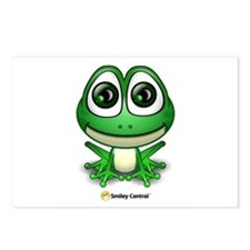 Froggie Postcards (Package of 8)