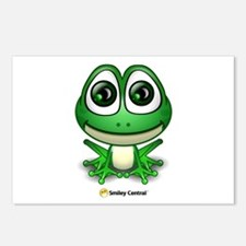 Froggie Postcards (Package of 8)