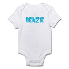 Kenzie Faded (Blue) Infant Bodysuit