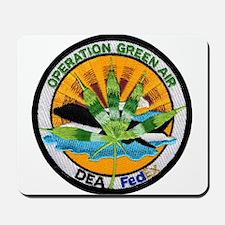 Operation Green Air Mousepad