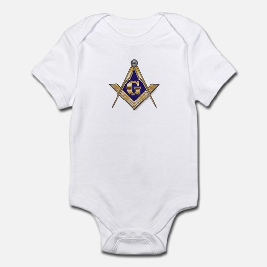 Masonic Infant Bodysuit