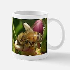 Honeybee Close Up Mug