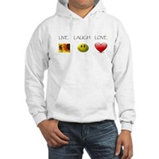 Live Laugh Love Slide Hoodie