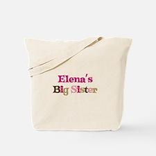 Elena's Big Sister Tote Bag