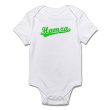 Retro Hamza (Green) Infant Bodysuit