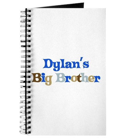 Dylan's Big Brother Journal