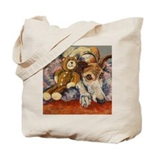 Cute Brown bears Tote Bag