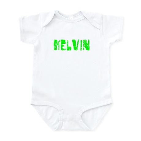 Kelvin Faded (Green) Infant Bodysuit