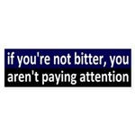 Not Bitter? Not Paying Attention! Decal