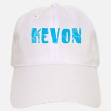 Kevon Faded (Blue) Baseball Baseball Cap