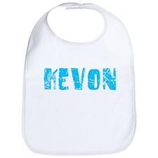 Kevon Faded (Blue) Bib