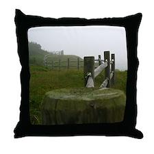 Nova Scotian Peace Throw Pillow