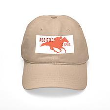 Race Horse Baseball Cap