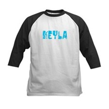 Keyla Faded (Blue) Tee