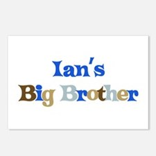Ian's Big Brother Postcards (Package of 8)